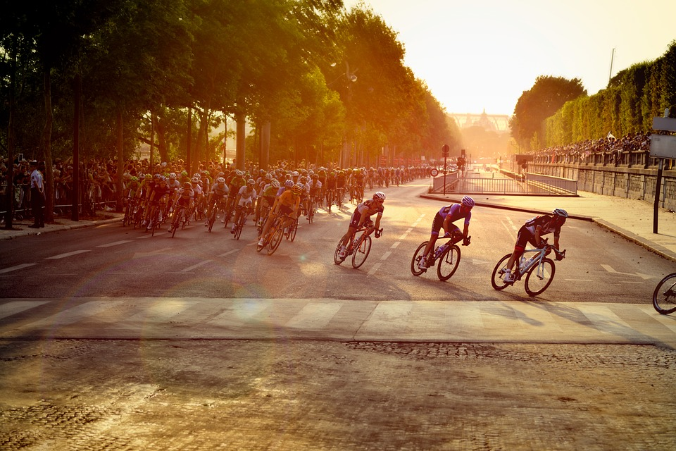 Paris sportif en France